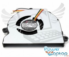 Cooler laptop Compaq  15 h Mufa 3 pini. Ventilator procesor Compaq  15 h. Sistem racire laptop Compaq  15 h