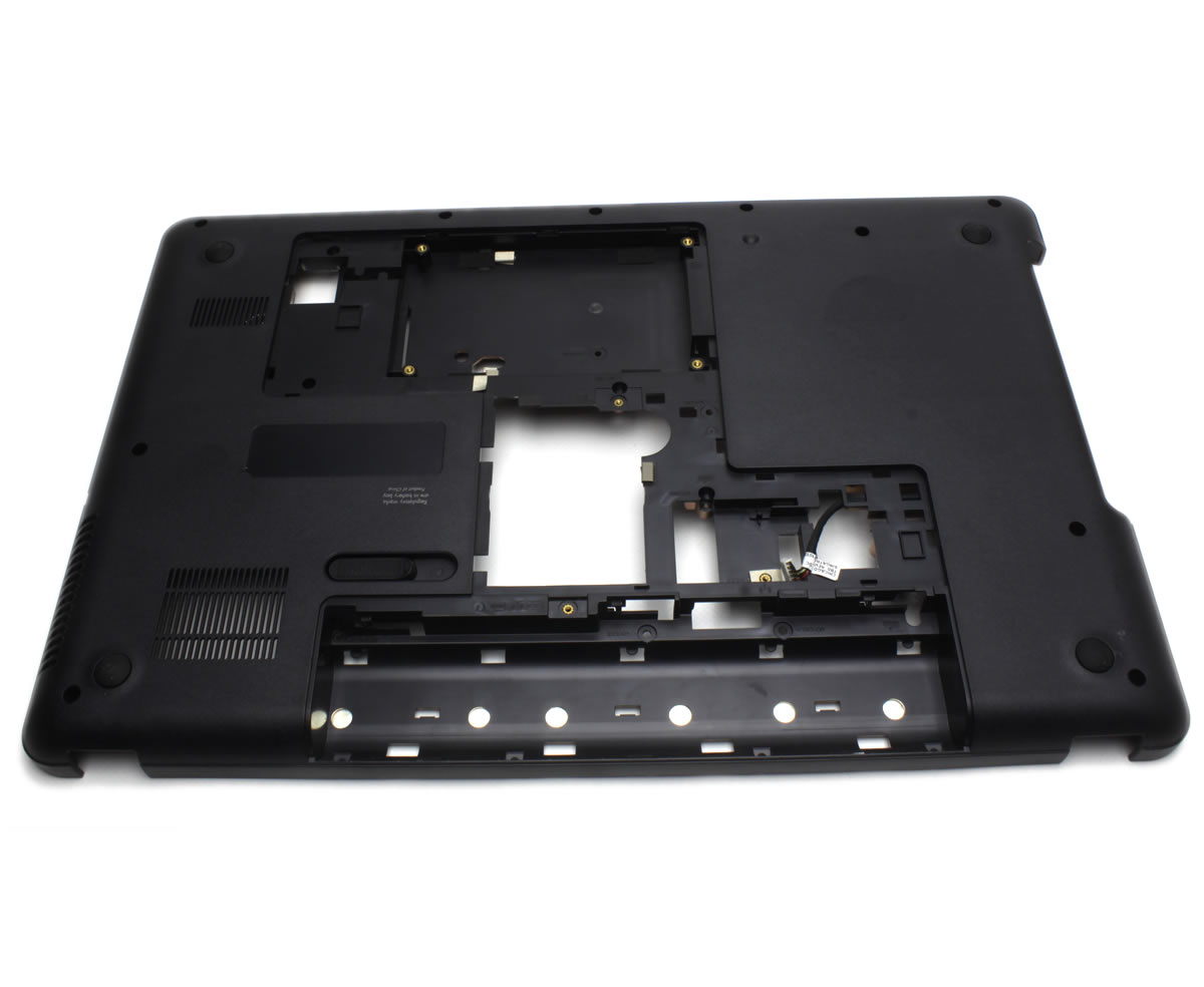 Bottom Case HP 1A22LHF00600G110507K2Q2 Carcasa Inferioara Neagra imagine