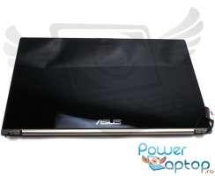 Ansamblu complet display LCD + carcasa Asus UX31LA Gri. Model complet ecran si touchscreen carcasa Asus UX31LA Gri