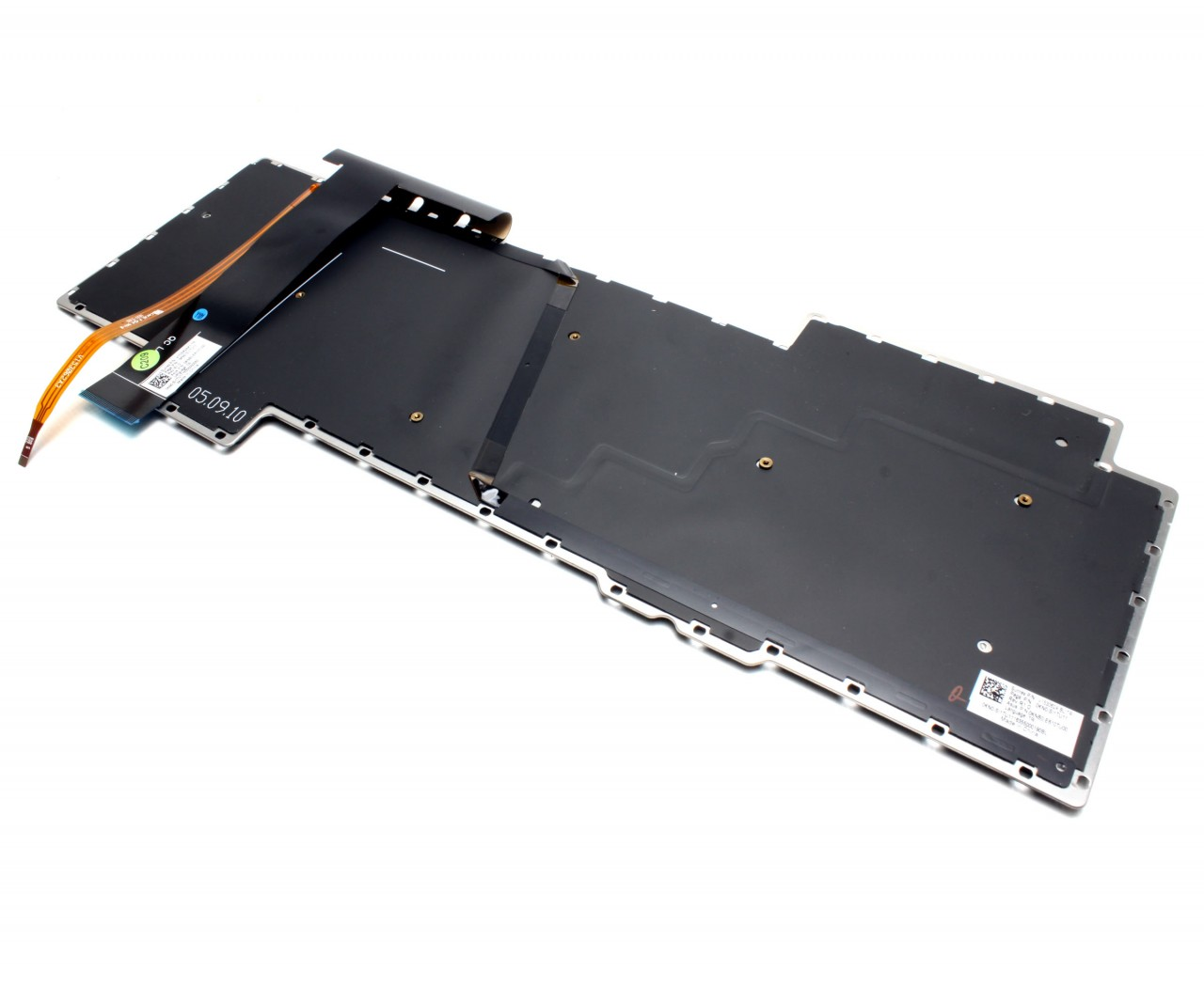 Tastatura Asus 0KNB0-E610TU00 iluminata layout UK fara rama enter mare imagine powerlaptop.ro 2021