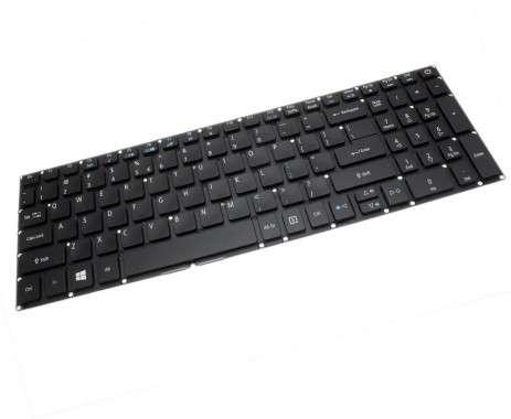 Tastatura Acer  ES1-572 iluminata backlit. Keyboard Acer  ES1-572 iluminata backlit. Tastaturi laptop Acer  ES1-572 iluminata backlit. Tastatura notebook Acer  ES1-572 iluminata backlit