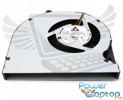 Cooler laptop Toshiba Satellite P50T-B. Ventilator procesor Toshiba Satellite P50T-B. Sistem racire laptop Toshiba Satellite P50T-B