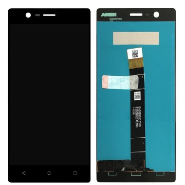 Ansamblu Display LCD + Touchscreen Nokia 3. Ecran + Digitizer Nokia 3