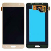 Ansamblu Display LCD + Touchscreen Samsung Galaxy J5 2016 J510F Gold Auriu . Ecran + Digitizer Samsung Galaxy J5 2016 J510F Gold Auriu