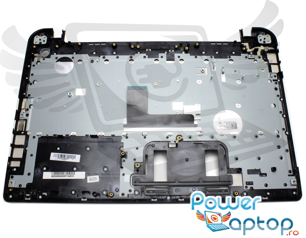 Tastatura Toshiba Satellite L50 B Neagra cu Palmrest Argintiu imagine powerlaptop.ro 2021
