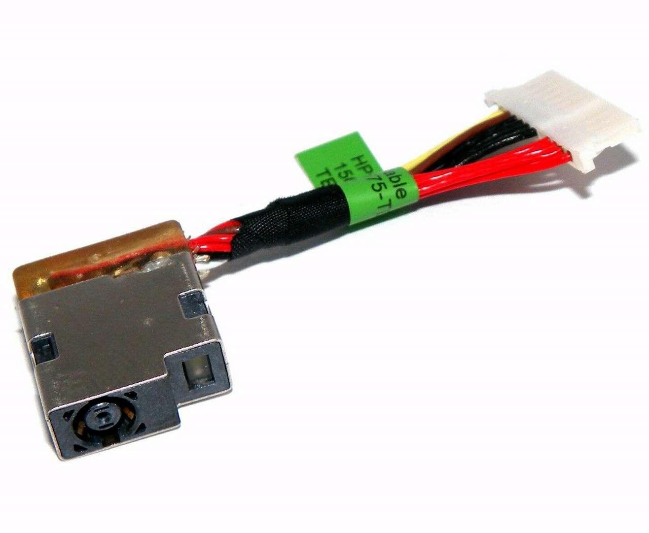 Mufa alimentare laptop HP 15-CB077NR922 cu fir imagine