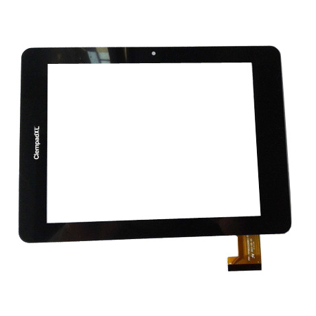 Touchscreen Digitizer Clementoni Clempad XL 8 Geam Sticla Tableta imagine powerlaptop.ro 2021