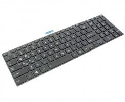 Tastatura Toshiba Satellite C855 iluminata backlit. Keyboard Toshiba Satellite C855 iluminata backlit. Tastaturi laptop Toshiba Satellite C855 iluminata backlit. Tastatura notebook Toshiba Satellite C855 iluminata backlit