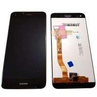 Ansamblu Display LCD + Touchscreen Huawei Enjoy 7 Black Negru . Ecran + Digitizer Huawei Enjoy 7 Black Negru