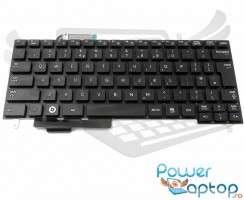 Tastatura Samsung  N220 neagra. Keyboard Samsung  N220. Tastaturi laptop Samsung  N220. Tastatura notebook Samsung  N220