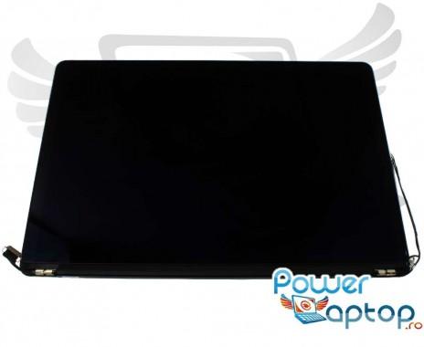Ansamblu superior complet display + Carcasa + cablu + balamale Apple MacBook Pro 15 Retina A1398 Late 2013