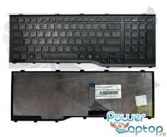 Tastatura Fujitsu Lifebook AH532. Keyboard Fujitsu Lifebook AH532. Tastaturi laptop Fujitsu Lifebook AH532. Tastatura notebook Fujitsu Lifebook AH532