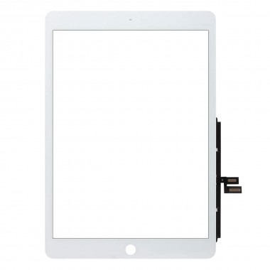 Digitizer Touchscreen Apple iPad 7 2019 10.2 A2197 Alb. Geam Sticla Tableta Apple iPad 7 2019 10.2 A2197 Alb