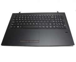 Palmrest Lenovo 1KAFZZU005C. Carcasa Superioara Lenovo 1KAFZZU005C Negru cu tastatura si touchpad inclus