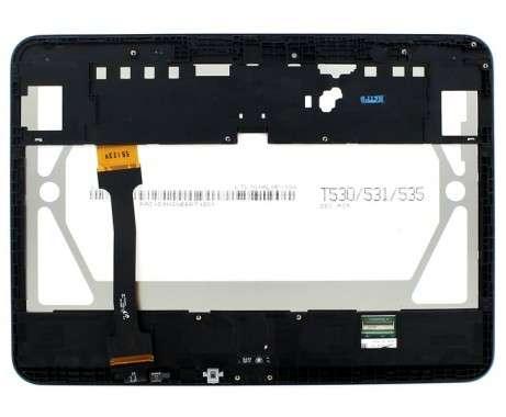 Ansamblu Display LCD  + Touchscreen Samsung Galaxy Tab 4 10.1 3G T530 ORIGINAL Negru. Modul Ecran + Digitizer Samsung Galaxy Tab 4 10.1 3G T530 ORIGINAL Negru