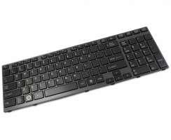 Tastatura Toshiba Satellite A660. Keyboard Toshiba Satellite A660. Tastaturi laptop Toshiba Satellite A660. Tastatura notebook Toshiba Satellite A660