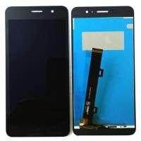 Ansamblu Display LCD + Touchscreen Huawei Y6 Pro 2016 Black Negru . Ecran + Digitizer Huawei Y6 Pro 2016 Black Negru