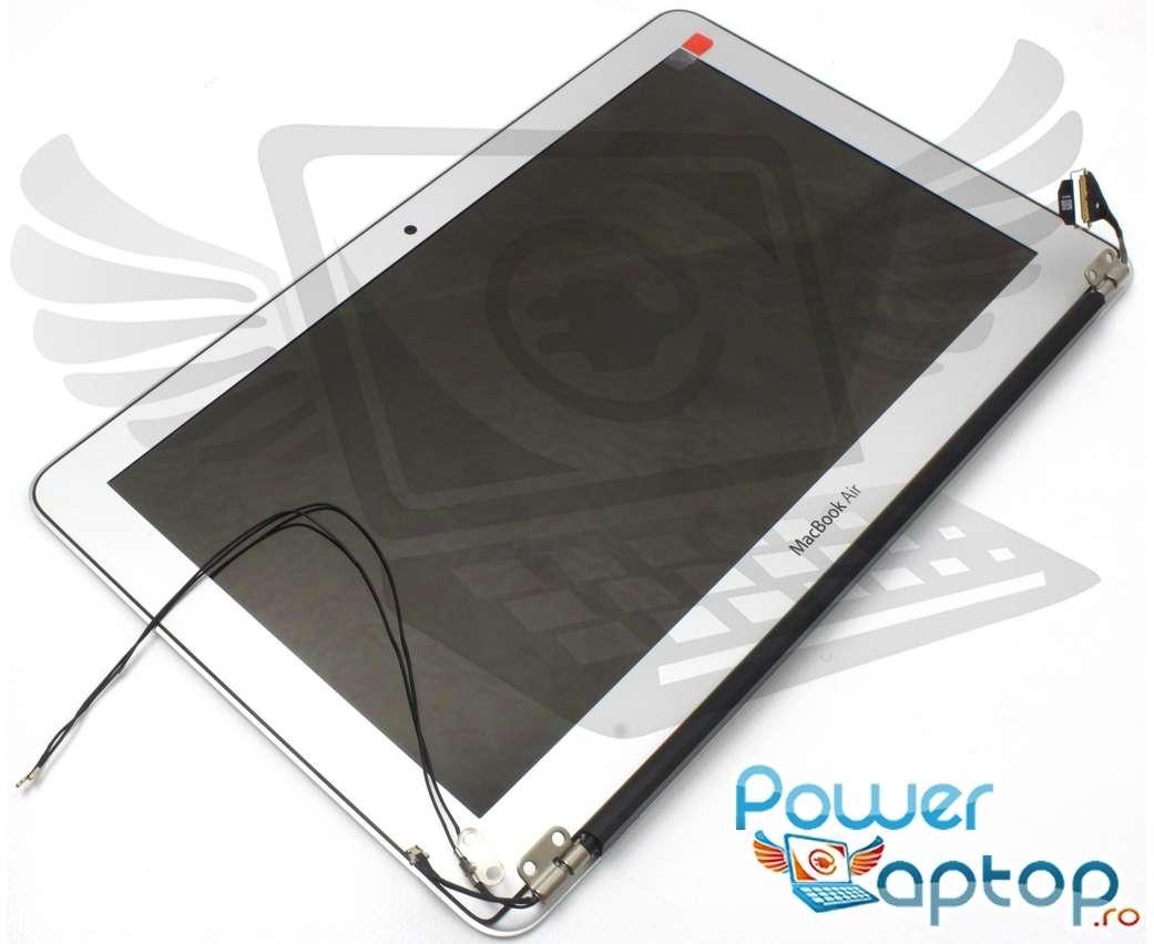Ansamblu superior display si carcasa Apple MacBook Air 11 A1465 2014 imagine powerlaptop.ro 2021