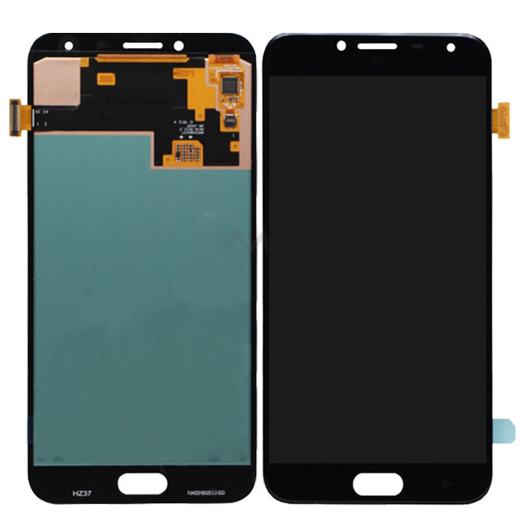 Display Samsung Galaxy J4 2018 J400F Display OLED AAA Black Negru imagine powerlaptop.ro 2021
