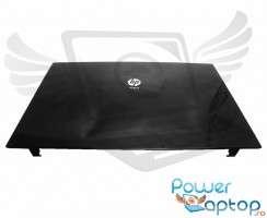 Carcasa Display HP ProBook 4510S. Cover Display HP ProBook 4510S. Capac Display HP ProBook 4510S Neagra