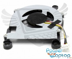 Cooler laptop Acer Aspire One ZG8. Ventilator procesor Acer Aspire One ZG8. Sistem racire laptop Acer Aspire One ZG8