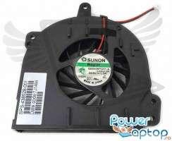 Cooler laptop HP Compaq Presario 438528-001. Ventilator procesor HP Compaq Presario 438528-001. Sistem racire laptop HP Compaq Presario 438528-001