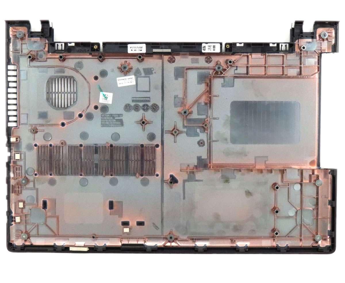 Bottom Case Lenovo AP10E000700 Carcasa Inferioara Neagra imagine powerlaptop.ro 2021
