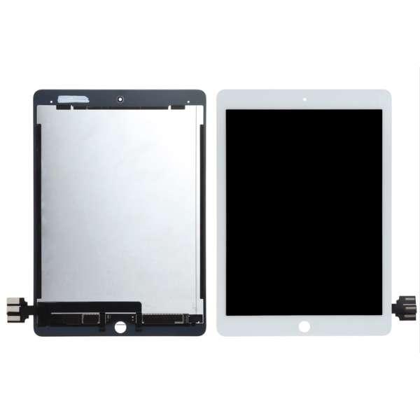 Ansamblu LCD Display Touchscreen Apple iPad Pro 2016 A1673 Alb imagine powerlaptop.ro 2021