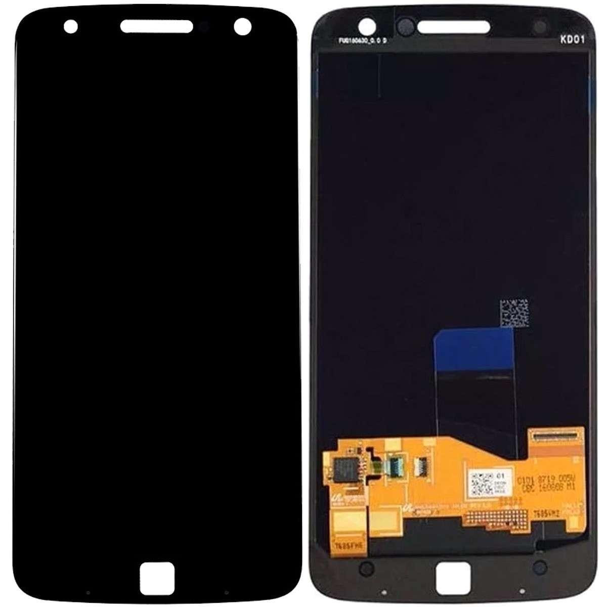 Display Motorola Moto Z XT1650 imagine powerlaptop.ro 2021