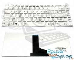 Tastatura Toshiba  9Z.N7PSQ.401 Alba. Keyboard Toshiba  9Z.N7PSQ.401 Alba. Tastaturi laptop Toshiba  9Z.N7PSQ.401 Alba. Tastatura notebook Toshiba  9Z.N7PSQ.401 Alba