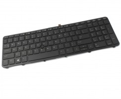 Tastatura HP  SPS-733688-001 iluminata backlit. Keyboard HP  SPS-733688-001 iluminata backlit. Tastaturi laptop HP  SPS-733688-001 iluminata backlit. Tastatura notebook HP  SPS-733688-001 iluminata backlit