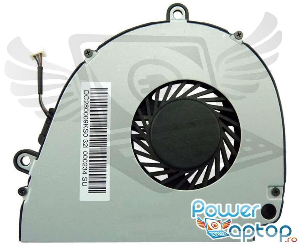 Cooler laptop Packard Bell EasyNote TS13HR imagine powerlaptop.ro 2021