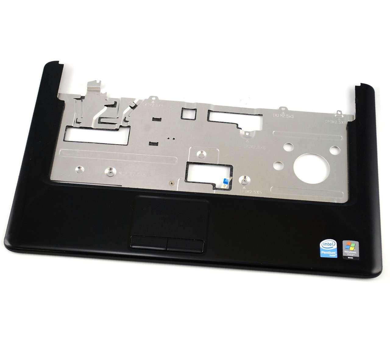Palmrest Dell Inspiron 1545 Carcasa superioara neagra imagine powerlaptop.ro 2021