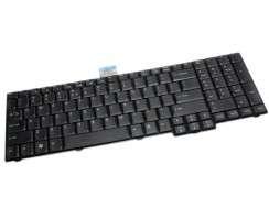 Tastatura Acer Aspire 7520 neagra. Tastatura laptop Acer Aspire 7520 neagra