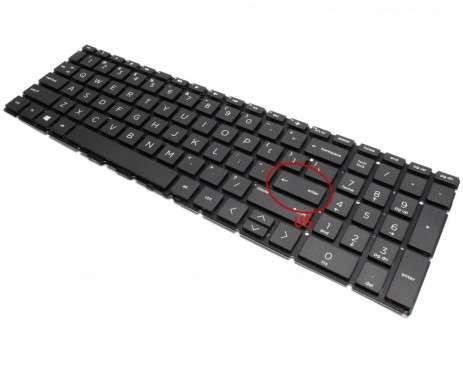 Tastatura HP Pavilion 15-DA. Keyboard HP Pavilion 15-DA. Tastaturi laptop HP Pavilion 15-DA. Tastatura notebook HP Pavilion 15-DA