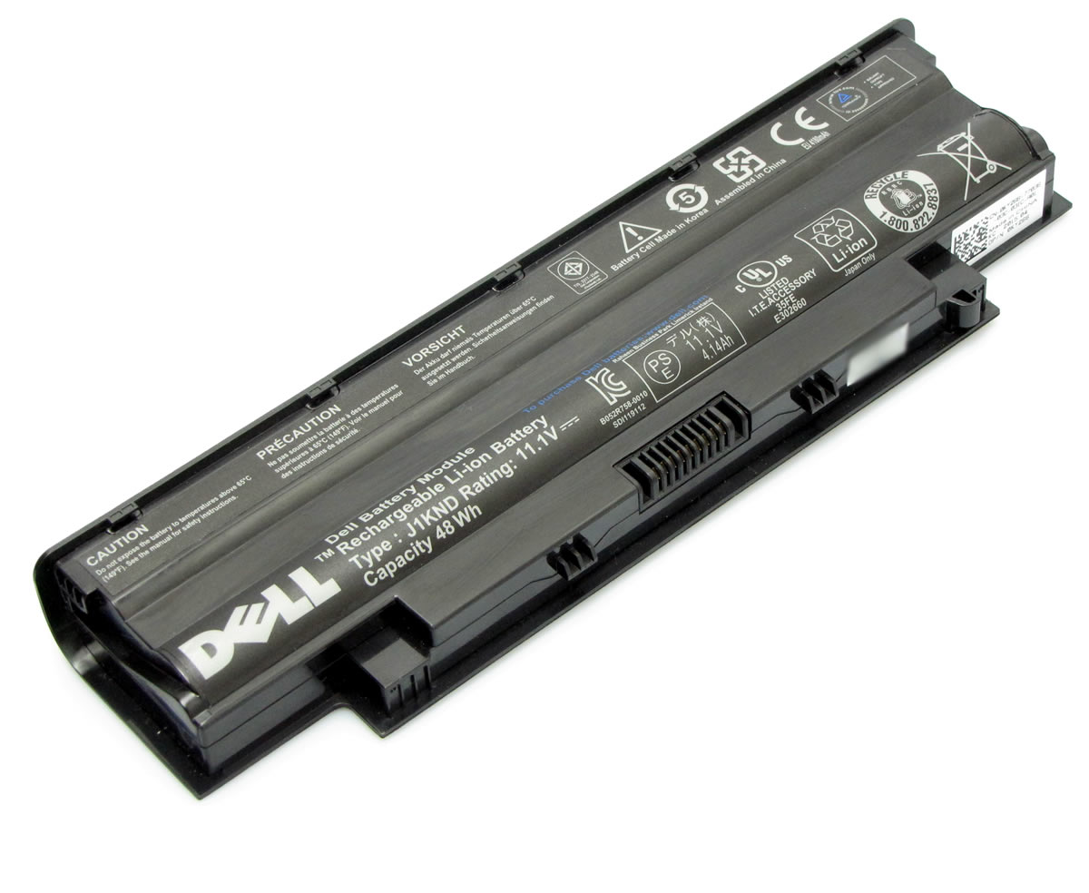 Imagine 265.0 lei - Baterie Dell Inspiron M5010r 6 Celule Originala