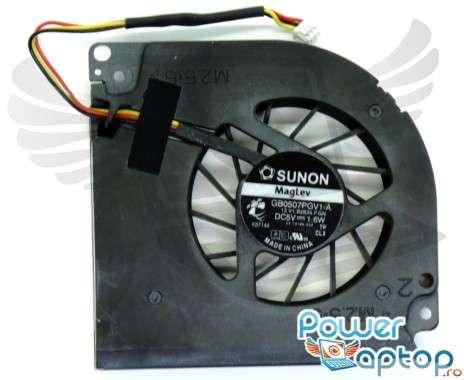 Cooler laptop Acer Aspire 7103. Ventilator procesor Acer Aspire 7103. Sistem racire laptop Acer Aspire 7103
