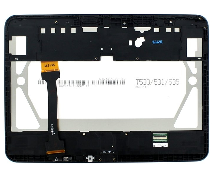 Ansamblu LCD Display Touchscreen Samsung Galaxy Tab 4 10.1 T535 ORIGINAL imagine powerlaptop.ro 2021