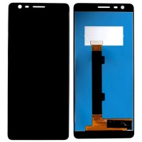 Ansamblu Display LCD + Touchscreen Nokia 3.1 2018. Ecran + Digitizer Nokia 3.1 2018