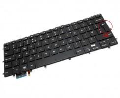 Tastatura Dell PK131BG1A11 iluminata. Keyboard Dell PK131BG1A11. Tastaturi laptop Dell PK131BG1A11. Tastatura notebook Dell PK131BG1A11