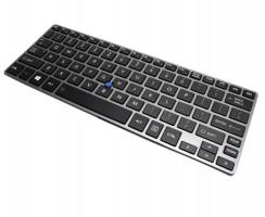 Tastatura Toshiba Portege Z30 iluminata backlit. Keyboard Toshiba Portege Z30 iluminata backlit. Tastaturi laptop Toshiba Portege Z30 iluminata backlit. Tastatura notebook Toshiba Portege Z30 iluminata backlit