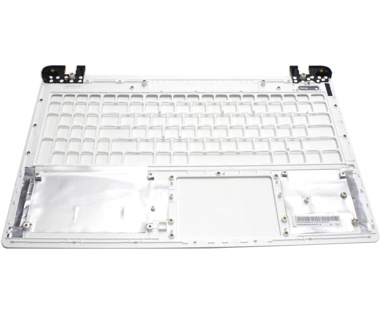Palmrest Asus 13GN8D1AP052 Alb fara touchpad imagine