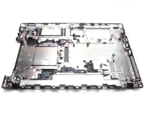 Bottom Packard Bell Easynote TK83 V1 AP0FO0007000. Carcasa Inferioara Packard Bell Easynote TK83 V1 Neagra