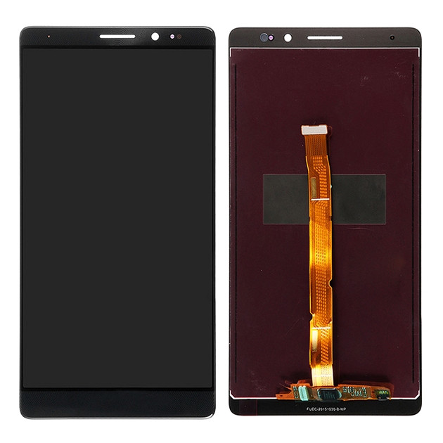 Display Huawei Mate 8 Black Negru imagine