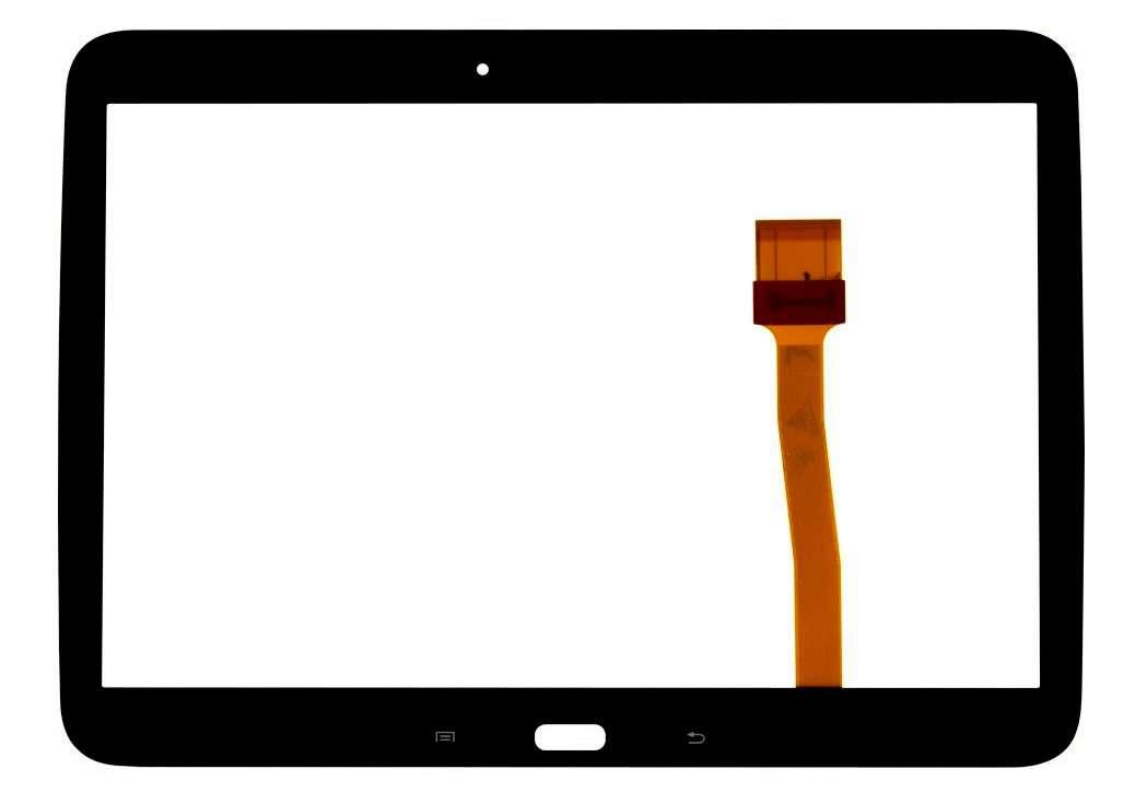 Touchscreen Digitizer Samsung Galaxy Tab 3 P5200 Negru Geam Sticla Tableta imagine powerlaptop.ro 2021