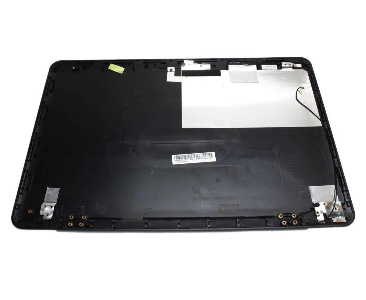 Capac Display BackCover Asus X554L Carcasa Display imagine powerlaptop.ro 2021