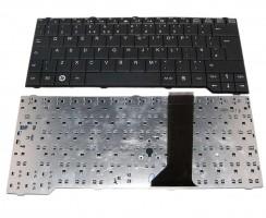 Tastatura Fujitsu Siemens Esprimo Mobile V6535 neagra. Keyboard Fujitsu Siemens Esprimo Mobile V6535 neagra. Tastaturi laptop Fujitsu Siemens Esprimo Mobile V6535 neagra. Tastatura notebook Fujitsu Siemens Esprimo Mobile V6535 neagra