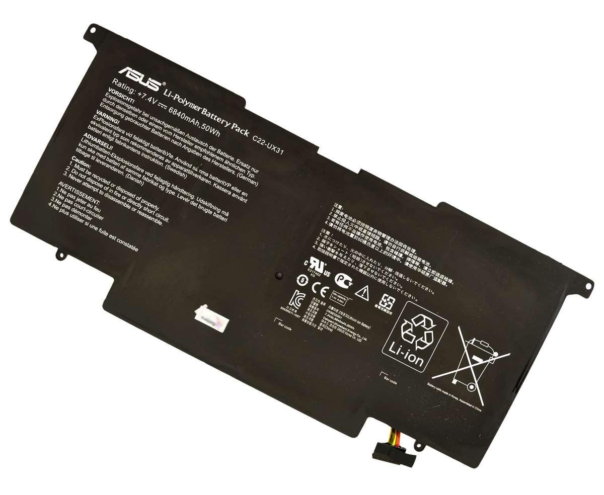 Baterie Asus UX31A Originala imagine
