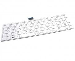 Tastatura Toshiba Satellite S50DT-A Alba. Keyboard Toshiba Satellite S50DT-A Alba. Tastaturi laptop Toshiba Satellite S50DT-A Alba. Tastatura notebook Toshiba Satellite S50DT-A Alba