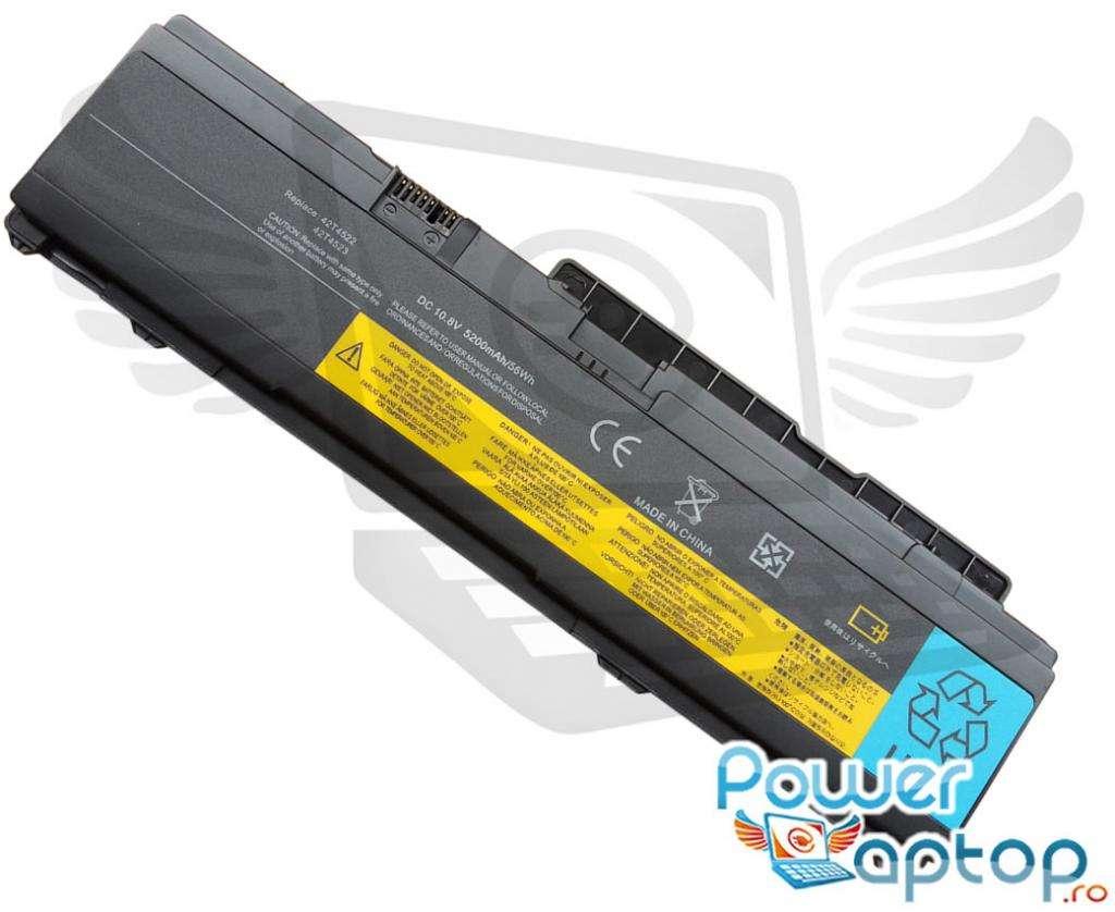 Baterie Lenovo 42T4522 imagine powerlaptop.ro 2021